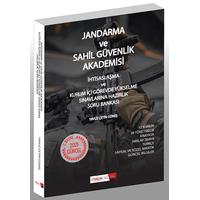 Tercih Kitabevi Jandarma ve Sahil Güvenlik Akademisi Ýhtisaslaþma ve Kurum Ýçi Yükselme Sýnavlarýna Hazýrlýk Soru Bankasý 2021 (Yavuz Çetin Güneþ)