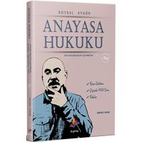 Dizgikitap Yayýnevi Anayasa Hukuku Konu Anlatýmý ve Çözümlü Soru Kitabý-Soysal Aygün