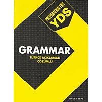 Hacetepe Yayýnlarý Preparation For YDS Grammar