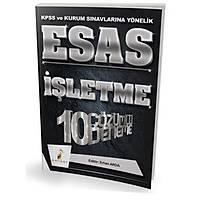 Pelikan Yayýnlarý Esas Ýþletme 10 Çözümlü Deneme KPSS ve Kurum Sýnavlarýna Yönelik Erhan Arda
