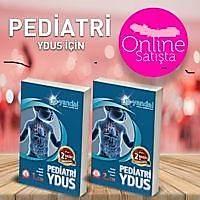 Ankara Nobel Týp Kitabevi YDUS Pediatri Cilt 1-2