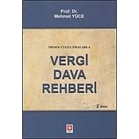 Ekin Yayýnlarý Vergi Dava Rehberi (Mehmet Yüce)