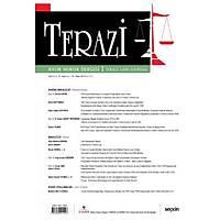 Seçkin Yayýncýlýk Beykent Üniversitesi Hukuk Fakültesi Dergisi Cilt:6 – Sayý:12 – Aralýk 2020