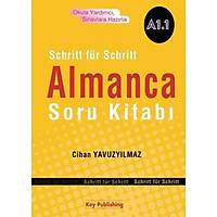 Key Publishing Schritt für Schritt Almanca Soru Kitabý A1.1 - Cihan