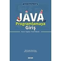 Seçkin Yayýnevi  Java ile Programlamaya Giriþ (Olcay Taner Yýldýz)