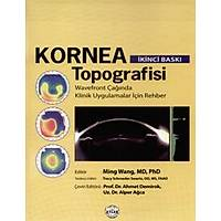 Atlas Týp Kitabevi Kornea Topografisi,Ahmet Demirok