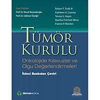 Ankara Nobel Týp Kitabevi TÜMÖR KURULU Onkolojide Kýlavuzlar ve Olgu Deðerlendirmeleri