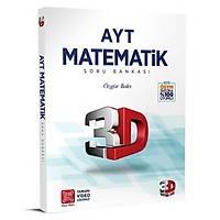 3D Yayýnlarý AYT Matematik Soru Bankasý