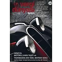 Vergi Dünyasý Dergisi Þubat 2021 Münever Yeðin