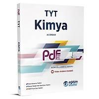 Eðitim Vadisi YKS TYT Kimya Planlý Ders Föyü PDF Video Anlatým Destekli
