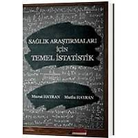 Saðlýk Araþtýrmalarý için Temel Ýstatistik-Murat Hayran
