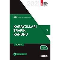 Seçkin Yayýnevi Karayollarý Trafik Kanunu 2021 (Cep Boy) Remzi Özmen