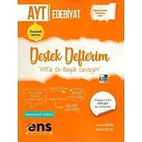ENS Yayýncýlýk AYT Türk Dili ve Edebiyatý Destek Defterim