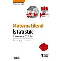 Seçkin Yayýnevi Matematiksel Ýstatistik Problem ve Çözümleri (Ýsmail Erdem)