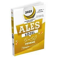 Tercih Akademi 2022 ALES Sözel 5 Deneme Çözümlü