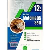 Çap Yayýnlarý 12. Sýnýf Fen Lisesi Matematik Seti