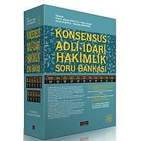 KONSENSUS Adli-Ýdari Hakimlik Çýkmýþ Sorular Modüler Set (Ahmet Nohutçu)
