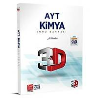 3D Yayýnlarý AYT Kimya 3D Soru Bankasý