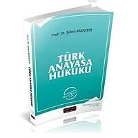 Savaþ Yayýnevi Türk Anayasa Hukuku (Þükrü Karatepe)