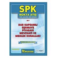 Karacan Yayýnlarý SPK 1001 Dar Kapsamlý Sermaye Piyasasý Mevzuatý ve Meslek Kurallarý 2020