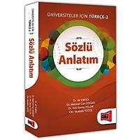 Yargý Üniversiteler Ýçin Sözlü Anlatým Türkçe 2