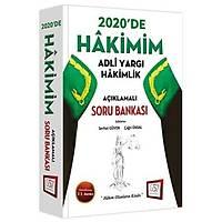 657 Yayýnlarý 2020 Hakimim Adli Yargý Hakimlik Soru Bankasý Açýklamalý 11. Baský