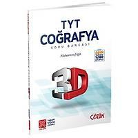 3D Yayýnlarý TYT Coðrafya Tamamý Video Çözümlü Soru Bankasý