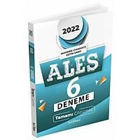 Tercih Akademi 2022 ALES 6 Deneme Çözümlü