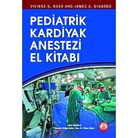 Ankara Nobel Týp Kitabevi Pediatrik Kardiyak Anestezi El Kitabý