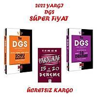 Yargý Yayýnlarý 2022 VÝP DGS Soru Bankasý&Yargý Yayýnlarý 2022 VÝP Dgs 10 Deneme &Paragraf Deneme Seti