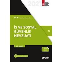 Seçkin Yayýnevi Ýþ ve Sosyal Güvenlik Mevzuatý 2021 (Cep Boy) Remzi Özmen