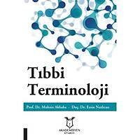 Akademisyen Kitabevi Týbbi Terminoloji Muhsin Akbaba