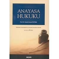Seçkin Yayýnevi Anayasa Hukuku (Namýk Kemal Öztürk)