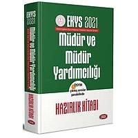 Data Yayýnlarý 2021 MEB EKYS Müdür ve Müdür Yardýmcýlýðý Hazýrlýk Kitabý