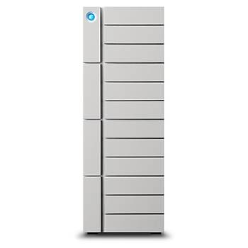 96TB LACIE STFJ96000400 12BIG 2X THUNDERBOLT3 + USB 3.1 RAID 0/1/5/6/10/50/60 HARÝCÝ DÝSK, 5 YIL DATA KURTARMA SERVÝSÝ