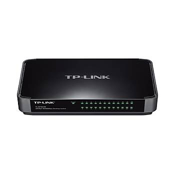TP-LINK TL-SF1024M 24 PORT 10/100 DESKTOP SWITCH