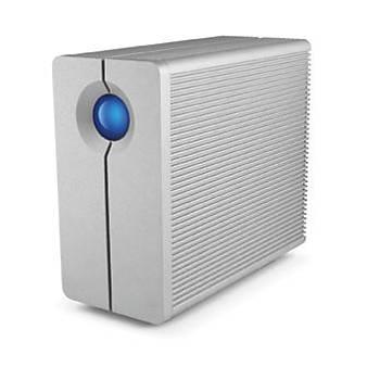 8TB LACIE 3.5 INC LAC9000317 2BIG QUADRA 2X FIREWIRE 800 & USB 3.0 RAID 0,1 FANSIZ HARÝCÝ DÝSK (MAC + PC)