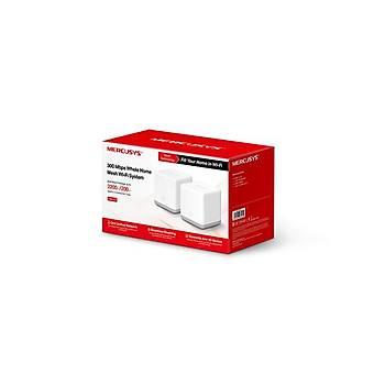 TP-LINK MERCUSYS HALO S3 300Mbps Whole Home Mesh Wi-Fi System (ÝKÝLÝ PAKET)