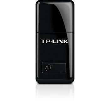 TP-LINK TL-WN823N 300Mbps MÝNÝ KABLOSUZ N USB ADAPTÖR