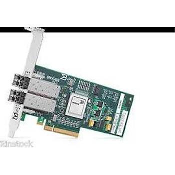 DELL BROCADE BR825 FC 2 PORT 8GBPS HBA KARTI