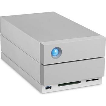 28TB LACIE 3.5 INC STGB28000400 2BIG DOCK STATION 2X THUNDERBOLT3 + USB 3.1