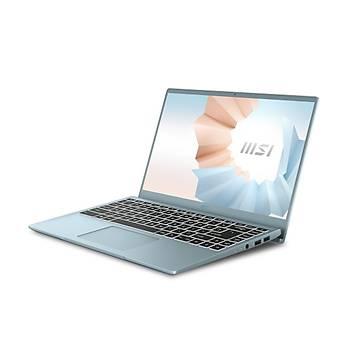 MSI NB MODERN 14 B10RBSW-269TR I5-10210U 8GB DDR4 MX350 GDDR5 2GB 512GB SSD 14 FHD W10 MAVI