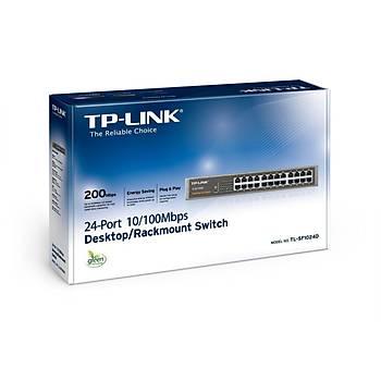 TP-LINK TL-SF1024D 24 PORT 10/100SWITCH