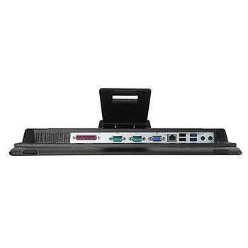 MSI AIO PRO 16T 7M-002XEU 15.6 1360X768 (HD) SINGLE-TOUCH CELERON 3865U 4GB DDR4 500GB HDD DOS SIYAH