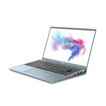 MSI NB MODERN 14 B10RASW-204TR I5-10210U 8GB DDR4 MX330 GDDR5 2GB 512GB SSD 14 FHD W10