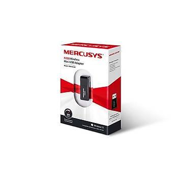TP-LINK MERCUSYS MW300UM 300Mbps KABLOSUZ USB ADAPTÖR
