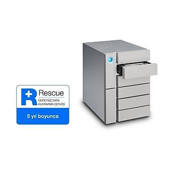 60TB LACIE STFK60000400 6BIG 2X THUNDERBOLT3 + USB 3.1 RAID 0/1/5/6/10/50/60 HARÝCÝ DÝSK, 5 YIL DATA KURTARMA SERVÝSÝ