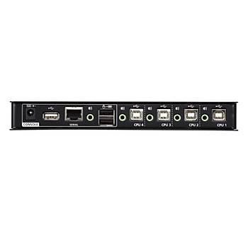 ATEN CS724KM-AT 4-PORT USB KM SWITCH