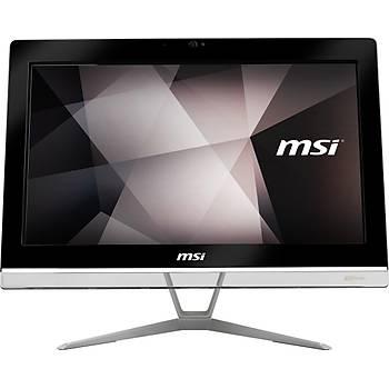 MSI AIO PRO 20EXTS 8GL-051XEU 19.5 HD (1600X900) SINGLE-TOUCH CELERON N4000 8GB DDR4 256GB SSD DOS SIYAH