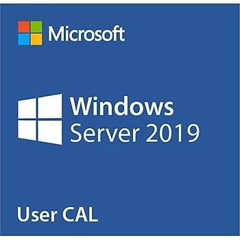 MS WINDOWS SERVER USER CAL 2019 INGILIZCE 5 KULLANICI R18-05867